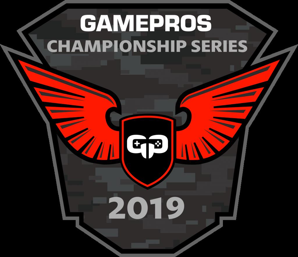 GamePros Championshop Series 2019 Badge