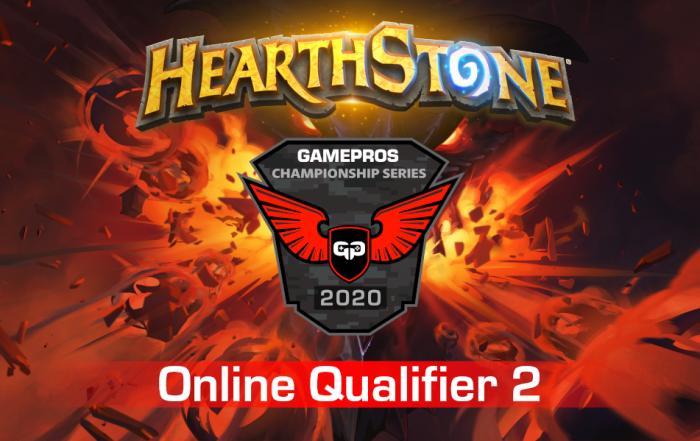 GameProAs Hearthstone Championship Series 2020 - Online Qualifier 2