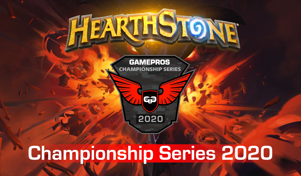 GamePros Hearthstone Championship Series 2020
