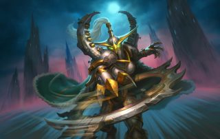 Hearthstone Ashes of Outland