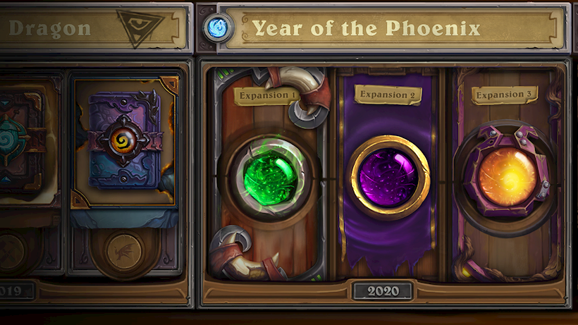 Hearthstone Year of the Phoenix